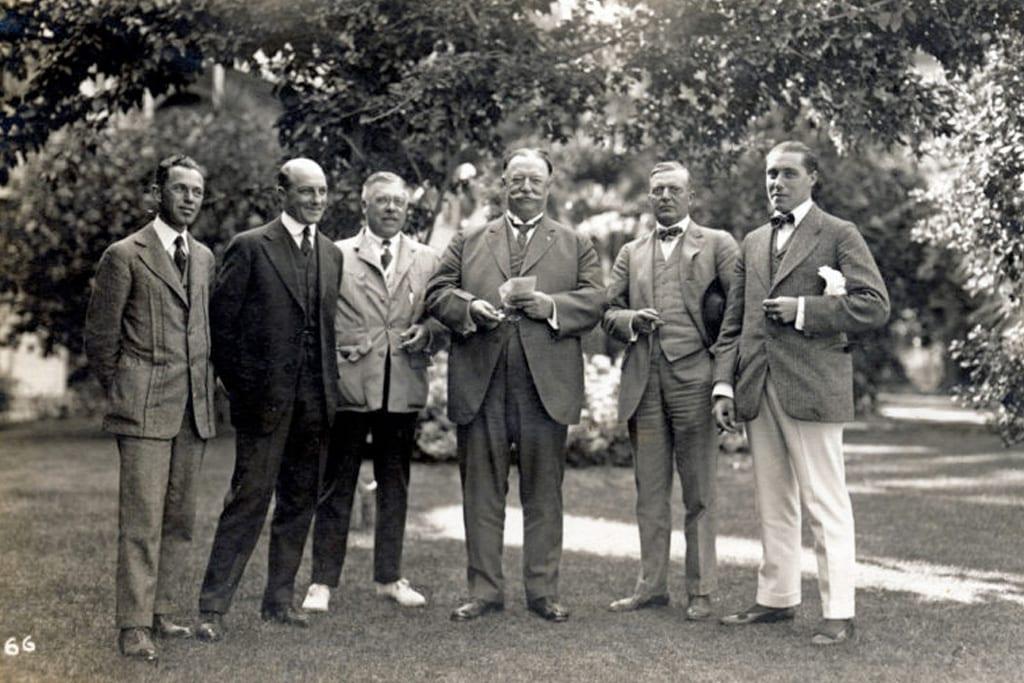 1915 - President William Taft