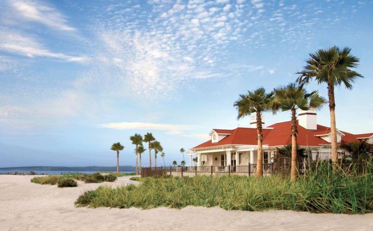 Beach Village at The Del Opens