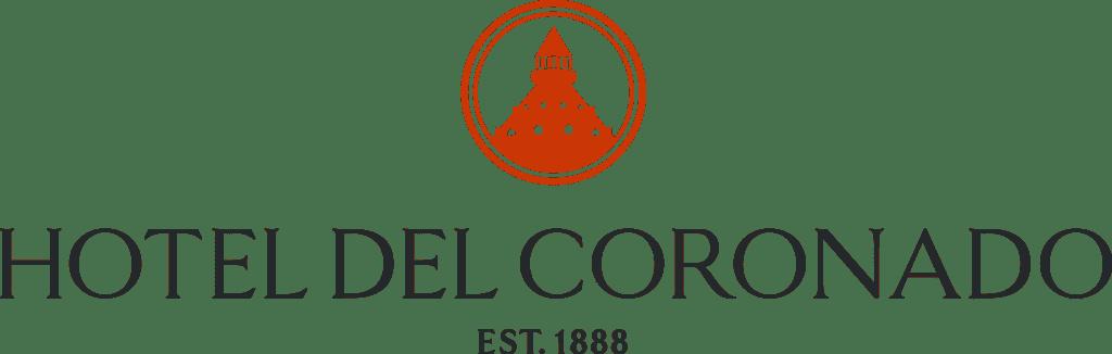 Hotel Del Coronado logo - center